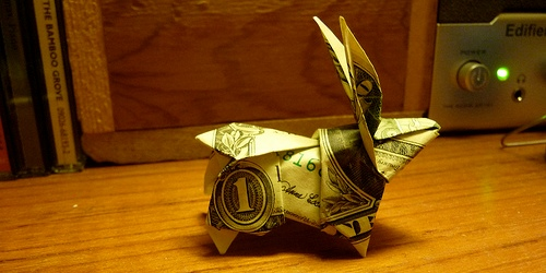 CC BY_NC origami madness flickr